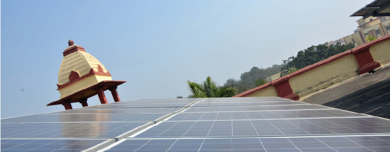 Sunpower and Consultants Pvt  Ltd  provide complete solar